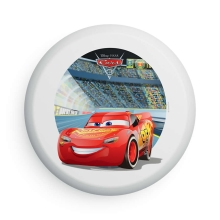 Philips 71884/32/P0 - Applique a LED per bambini DISNEY CARS 4xLED/2,5W/230V