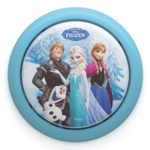 Philips 71924/08/16 - Lampada Touch a LED per bambini DISNEY FROZEN LED/0,3W/2xAAA