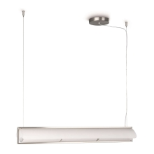 Philips ESEO 37775/17/13 - Lampada a sospensione INSTYLE BRANCA 3xE27/60W/230V