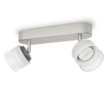 Philips - Faretto LED 2xLED/4W/230V