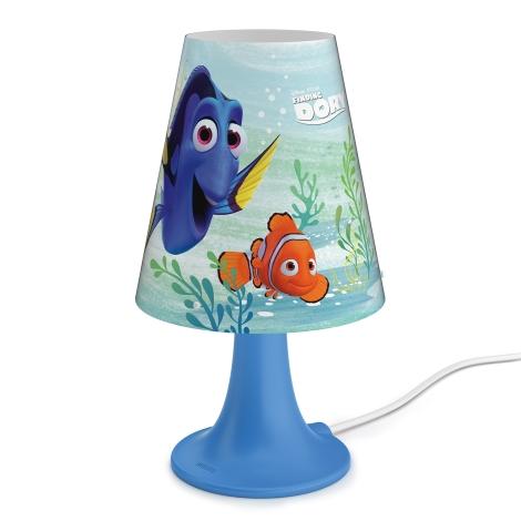 Philips - Lampada LED da tavolo per bambini LED/2,3W/230V