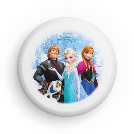 230v A Frozen 5w 4xled Bambini Disney 2 Plafoniera applique Led Per uT1lFKJc3