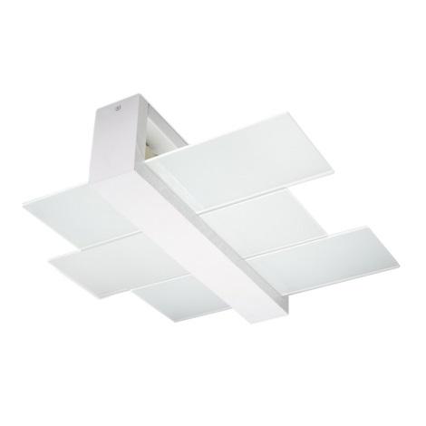 Plafoniera FENIKS 2 2xE27/60W/230V bianco