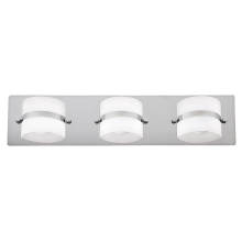 Rabalux 5491 - Applique a LED da bagno TONY 3xLED/5W/230V