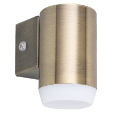 Rabalux - Applique a LED da esterno LED/4W/230V IP44 bronzo