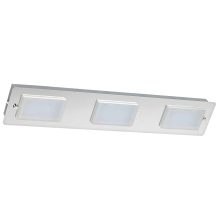 Rabalux - LED Applique da bagno 3xLED 4,5W