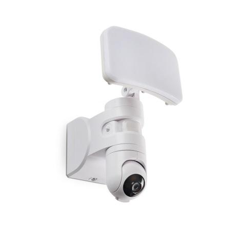 Telecamera Con 1xled Kami Sensore E Riflettore Ip44 230v 10w Led 3AqL54jR