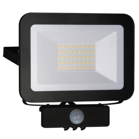 Led Ip65 230v Riflettore Con 30w Led Sensore Nnmwv80