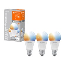 SET 3x LED lampadina dimmerabile SMART+ E27/14W/230V 2700K-6500K wi-fi - Ledvance