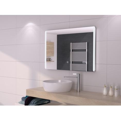 Led Da Retroilluminazione 800x600mm Specchio Bagno Dimmerabile Con tQCrhdsx