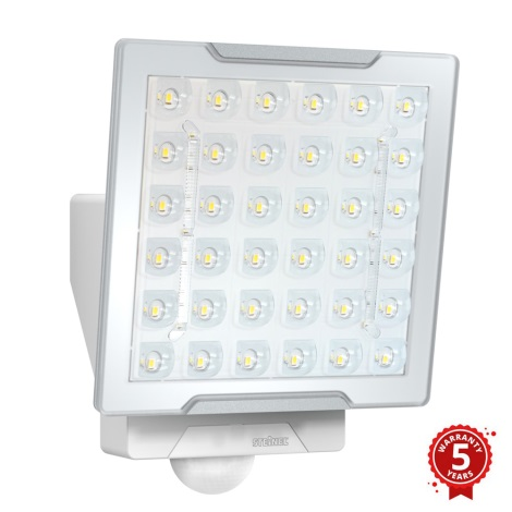 Con 48w Xledpro 009922Riflettore 230v A Ip54 Square Sensore Led Led Xl Steinel ZXuPik