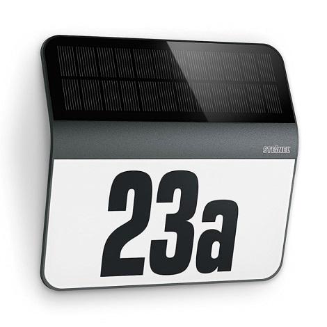 Steinel 03w Civico Solare Numero 0357530Led 0 Led SzVqMGUp