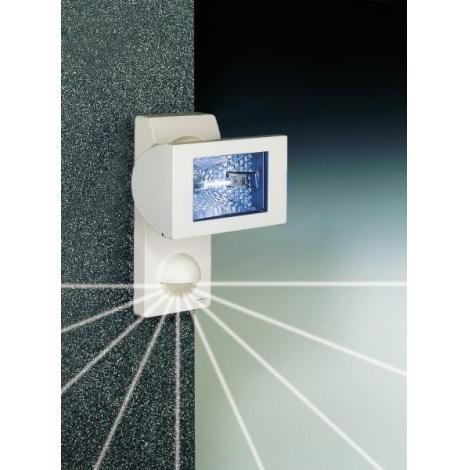 632113Riflettore Sensore Hs Alogeno Steinel Con 152 Bianco Xeno CerdxoB