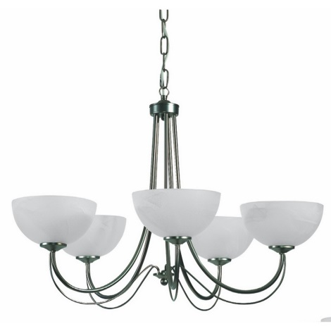5 Catena 230v 2 Light 60w Con crLampadario Top 5xe14 Murano 80 Yf6vyb7g