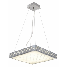 Top Light Diamond LED H - Lampadario a sospensione con filo DIAMOND LED/36W/230V