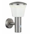 Top Light Messina PIR - Applique a LED da esterno con sensore LED/11W/230V