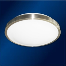 Top Light - Plafoniera da bagno ONTARIO LED/15W/230V 6000K