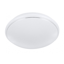 Top Light - Plafoniera LED da bagno LED/18W/230V