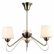 Top Light Romantica 3 - Lampadario a sospensione con supporto rigido ROMANTICA 3xE14/60W/230V