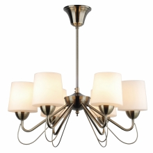 Top Light Romantica 6 - Lampadario a sospensione con supporto rigido ROMANTICA 6xE14/60W/230V