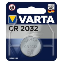 Varta 6032 - 1 pz Batteria al Litio CR2032 3V